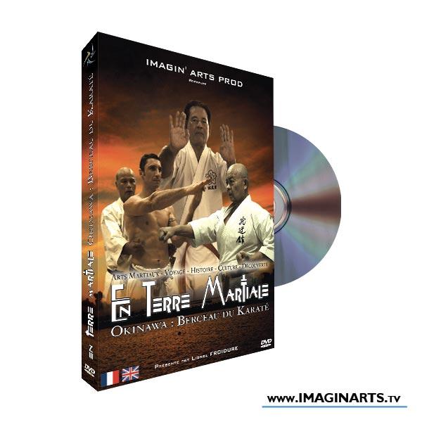 DVD Documentaire Karaté à Okinawa : Goju-ryu, Uechi-ryu et Shorin-Ryu