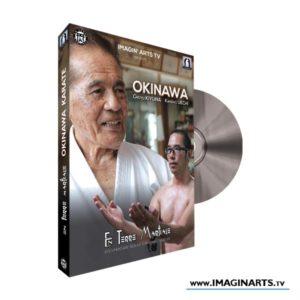 DVD documentaire Karaté à Okinawa - Goju-Ryu et Uechi-Ryu