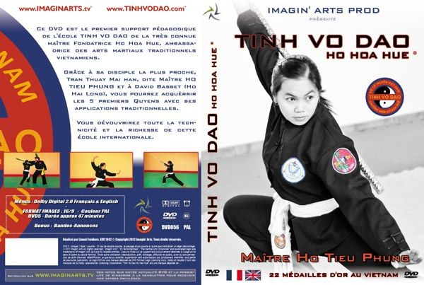 dvd video Tinh Vo Dao Ho Hoa Hué