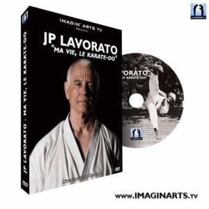 Documentaire karaté sur Jean-Pierre Lavorato