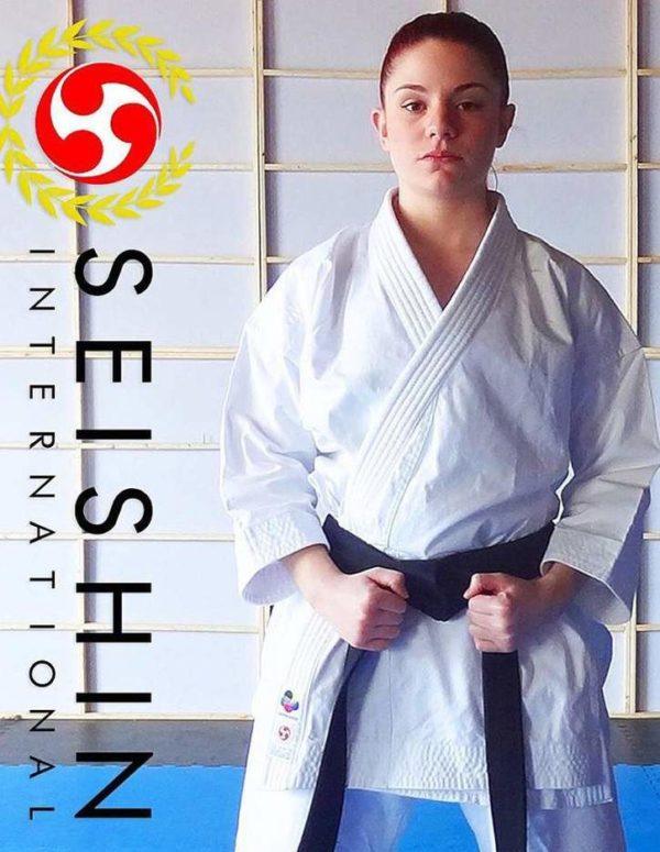 kimono karate pour femme
