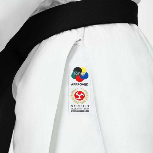 Label sur pantalon - Karate Gi Seishin
