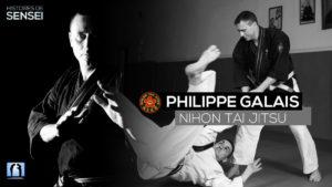 Philippe GALAIS – Nihon Tai Jitsu [interview]
