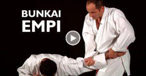 bunkai empi avec Bernard Bilicki - Karate