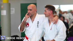 Vidéo kyusho et SHiatsu - Point du nez avec Serge Rebois