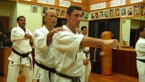 Okinawa – Kiyohide Shinjo – Uechi-Ryu