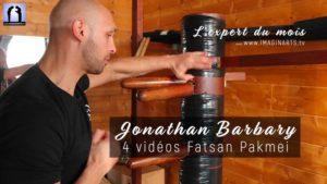 4 vidéos de Pakmei avec Sifu Jonathan Barbary
