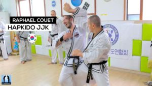 Hapkido JJK : Raphaël Couet