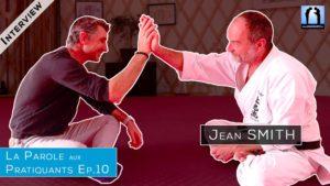 Interview Jean Smith - karate et Kobudo d'Okinawa