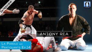 Antony Réa : pnakido, arts martiaux et MMA