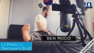 Interview Ben Mudo - Tae Kwon Do - Benjamin Boehli