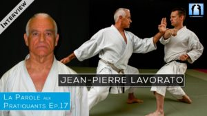 sensei Jean-Pierre Lavorato - interview karate