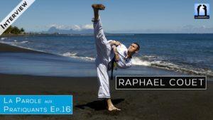 Interview Raphaël Couet : Hapkido Jin Jun Kwan