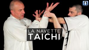 Taichi application Navette avec Thierry Alibert