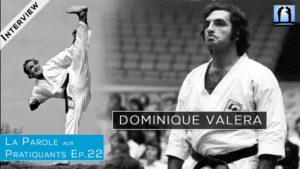 Interview Dominique Valéra en live - le king du karaté