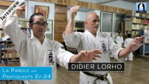 Didier Lorho - interview karate Uechi-Ryu