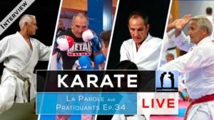 débat interview 4 sensei de karate shotokan