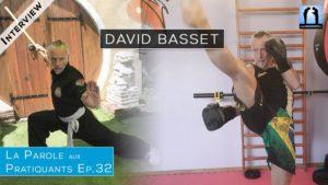 David Basset : interview arts martiaux vietnamiens centre thieu lam