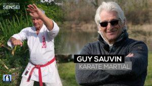 guy sauvin - interview karate martial