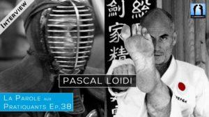 Pascal Loidi - karate Kendo