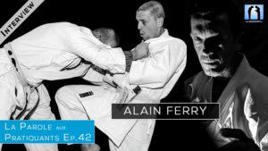 alain ferry karate wado ryu interview