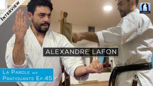 Interview Karate Wado-Ryu - Alexandre Lafon