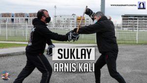 Suklay en Arnis Kali avec Lionel Froidure