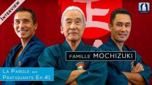 Hiroo Mochizuki - Interview Yoseikan Budo 2021